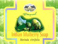 Abhaibhubejhr - Indian Mulberry Soap Bar