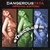 CD+VCD : Tata Young : Dangerous Tata (Special Edition)