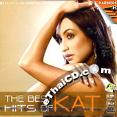 Karaoke VCD : Kat English - The Best Hits of Kat