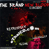 Concert VCDs : Malang Rock Day#2 - The Brand New Blood