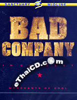 Concert DVD : Bad Company - In Concert Merchants Of Cool