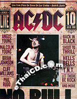 Concert DVD : AC/DC - No Bull Director's Cut