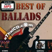 MP3 : Sony Music - Inter - Best of Ballads