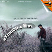 Karaoke VCD : Boy Peacemaker - Sense of Sound