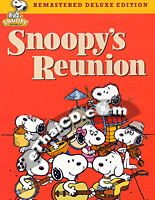 Peanuts : Snoopy's Reunion (Deluxe Edition) [ DVD ]