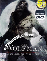 The Wolfman [ DVD ] (Extended Director's Cut Version)