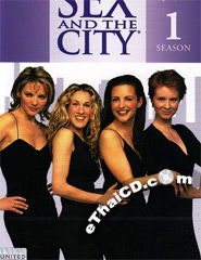 Sex and the City : The Complete First Season [ DVD ]