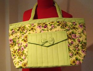 Pattern For Fabric Shoulder Bag 4