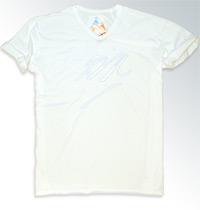 Bird Thongchai T-Shirt  - Asa Sanook (White) - Size XL