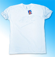 Bird Thongchai T-Shirt  - Asa Sanook (Blue) - Size XL