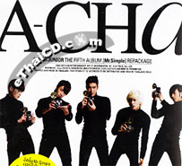 Super Junior Vol. 5 - Mr. Simple (Repackage A-Cha)