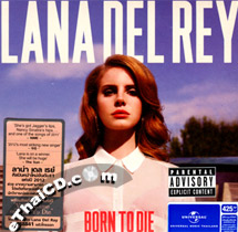 Lana Del Rey : Born To Die (Deluxe Edition)
