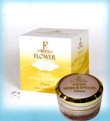 Flower : Infinite White & Smooth