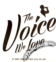 Sony Music : The Voice We Love (2 CDs)