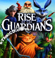 Rise of the Guardians [ VCD ]