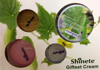 Shinete : Gift Set Cream