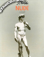 Concert DVD : Scrubb Nude Concert (Limited Edition)