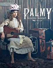 Concert DVD : Palmy - Barefoot Acoustic Concert