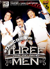 Concert DVDs : Men & the Big Band