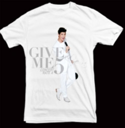 Give Me 5 (Mario Maurer) : T-Shirt - Size XL