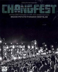 Concert DVDs : Chang Fest (DVDs + Photobook)