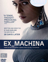 Ex Machina [ DVD ]