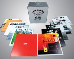 Sek Loso : The King of Rock (12 CDs : Boxset)