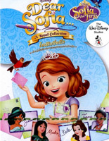 Sofia The First: Dear Sofia : A Royal Collection [ DVD ]