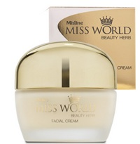 Mistine : Miss World Beauty Herb Facial Cream
