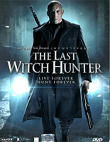 The Last Witch Hunter [ DVD ]