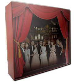CD+DVD : OST : Suparp Burus Jutathep (Special Box Set)