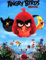The Angry Birds Movie [ DVD ]