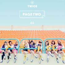 TWICE : Page Two (Thailand Edition)