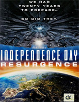 Independence Day: Resurgence [ DVD ]
