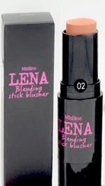 Mistine : Lena Blending Stick Bluish [Orange]