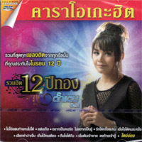 Karaoke DVD : Tuktan Chollada - Ruam Hit 12 Golden Years