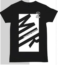 T-Shirt : Make It Right 2 - Collection A Black - Size M