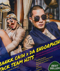 MP3 : Bankk Cash x Da Endorphine - Tack Team Hits
