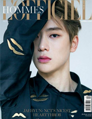 L'Officiel Hommes : August 2018 (JAEHYUN NTC)