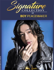 Boy Peacemaker : Signature Collection of Boy Peacemaker (3 CDs)