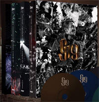 Concert DVDs : Genie Fest 19th Year Rock (6 DVDs + Photobook)
