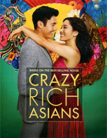 Crazy Rich Asians [ DVD ]