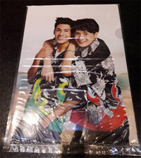 Y I Love You Fan Party : Folder - Krist&Singto