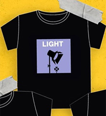 Theory Of Love : Light T-Shirt - Size M