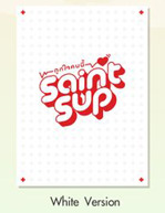 Saint Suppapong : Solo Saint - The First Mini Album (White Version)