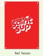Saint Suppapong : Solo Saint - The First Mini Album (Red Version)