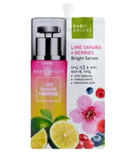 Baby Bright - Lime Sakura & Berries Bright Serum (Pack of 3)