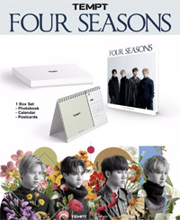 TEMPT FOUR SEASONS 2020 : Box Set