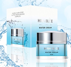 Hira Blue : Water Cream