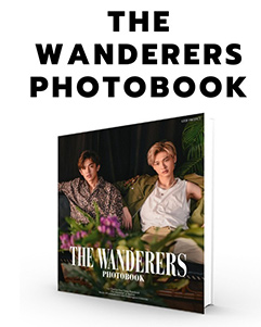 The Wanderers Photobook : Boxset